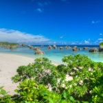 宮古島·伊良部島でシュノーケル、スキンダイビング